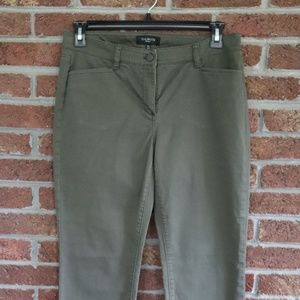 Talbots Pants Olive Green * Size 10P